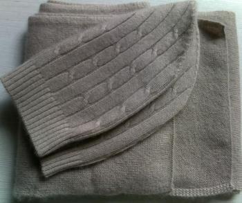 Cashmere Hat & Csarf