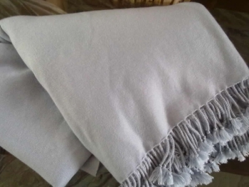 Blanket with Tassel