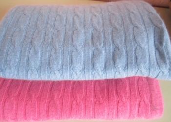 Pashmina Baby Blanket