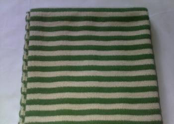 Cashmere Stripe Blanket