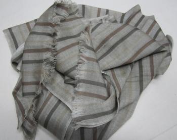 Cashmere Stripe Scarves
