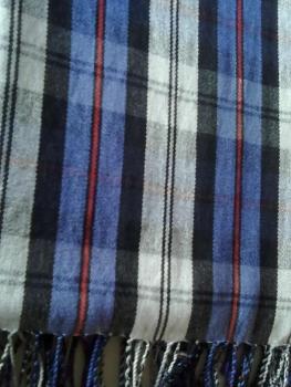Cashmere Plaid Design Scarves