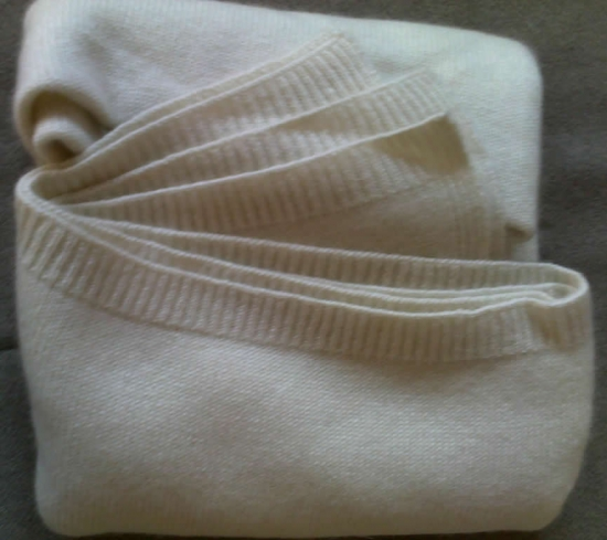 Knitted Cashmere Blanket