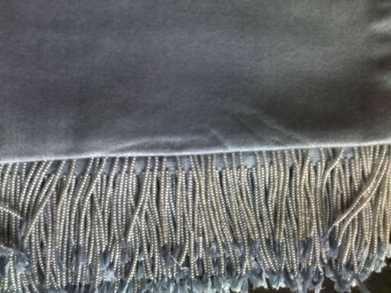 Straight Beeded Shawl