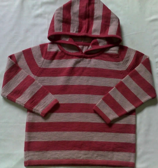 Cashmere Baby Hoodie