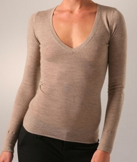 Cashmere v-Neck Jumper