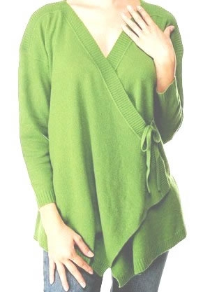 Women Cashmere Sweater - Cholo
